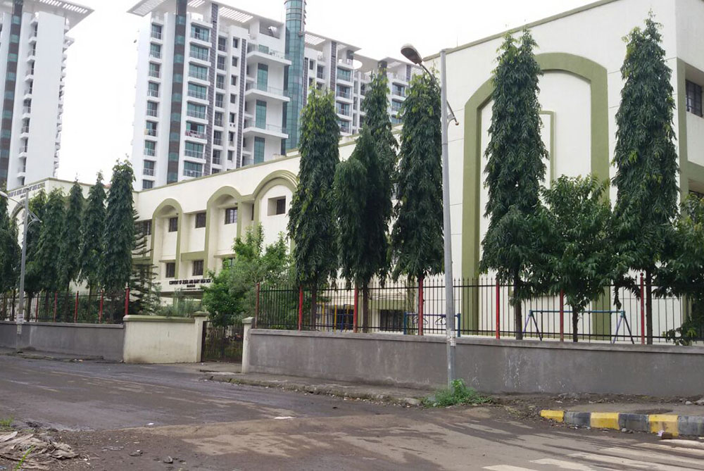 CONVENT OF JESUS AND MARY KHARGHAR